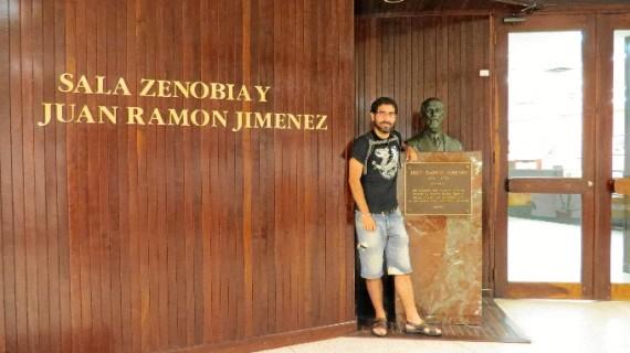 Tras las huellas de Juan Ramón Jiménez y Zenobia Camprubí en Puerto Rico