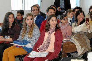 Cerca de 200 estudiantes de Secundaria de Andalucía y Extremadura han participado en la XII edición de este certamen.
