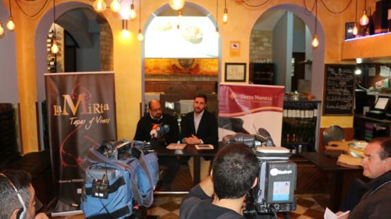 Tres chefs Estrellas Michelín visitan Huelva