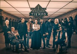 La segunda temporada del Ministerio del Tiempo se estrena esta noche a las 22.15 horas.