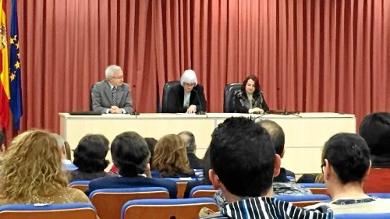 La Onubense celebra la festividad del patrón de los juristas