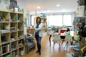 Sede física en Pablo Rada, número 2, y tienda online en www.verbenatienda.com.