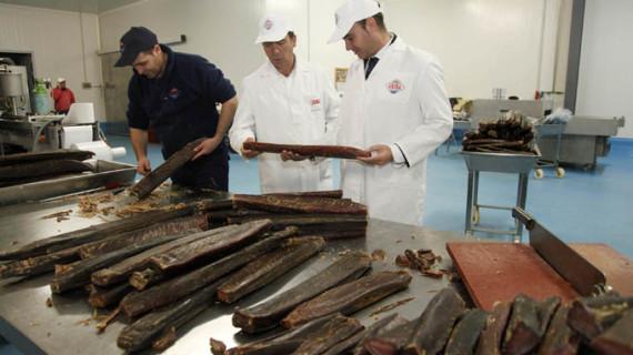 La IGP Mojama de Isla Cristina supone la diferenciación de un producto emblemático de máxima calidad