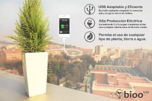 Bioo se presenta como una alternativa tanto a las energías no renovables como a las renovables.