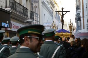 La procesión extraordinaria sirvió de excelente preámbulo a la Semana Santa
