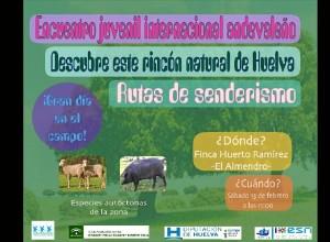 Cartel del evento que se celebrará en el Almendro.