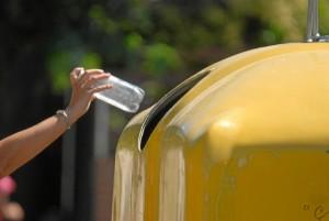 Se pretende que Huelva avance en el reciclaje de los envases ligeros y aparatos eléctricos en Huelva.