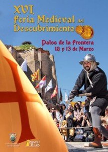 Cartel de la Feria Medieval de este año.