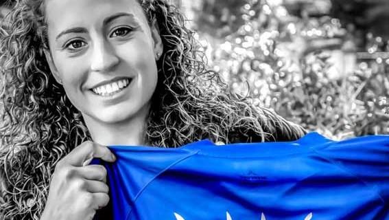 Patricia Gavira Collado, aunque no lo parezca, el fútbol femenino sigue siendo el gran desconocido
