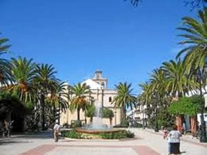 Imagen del municipio costero de Lepe.