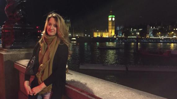 Lorena Carleos trabaja para Inditex en Londres, donde busca un futuro mejor para su familia