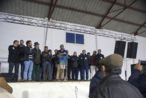 La Plataforma protestará ante la Junta.