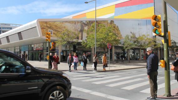 Los presupuestos municipales dedican una partida a la peatonalización de un tramo de la avenida de Italia