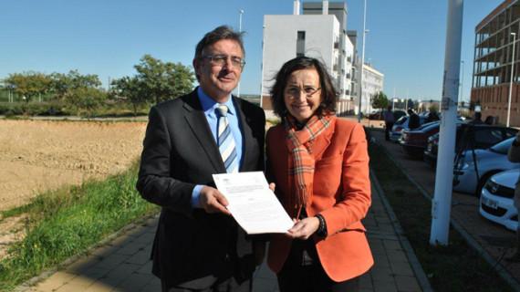 Cultura y UHU firman un protocolo para el estudio de la Zona Arqueológica de Huelva
