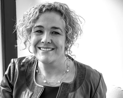 Yolanda Pelayo ofrece este miércoles su discurso de ingreso en la Academia Iberoamericana de La Rábida