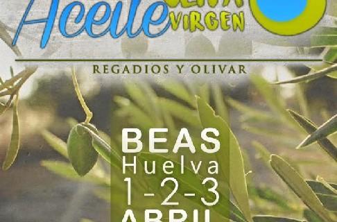 Beas organiza su XII Feria Agrícola del Aceite de Oliva Virgen Extra