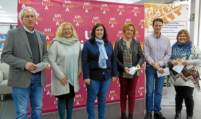 La sexta edición de los Conciertos del Conservatorio comienza este jueves 31 en el Campus de La Rábida
