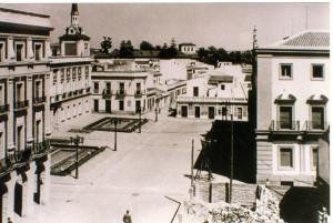Avenida Martín Alonso Pinzón, conocida popularmente como Gran Vía. / Foto: Domingo Martín Gómez.