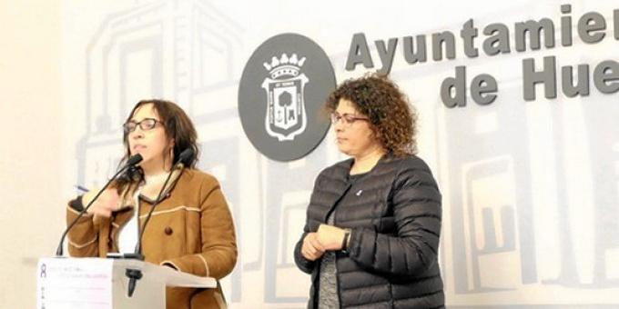 Colaboración entre el Consistorio y el IAM de cara a la celebración del 8 de marzo.