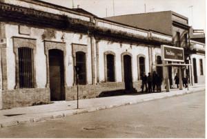 Una imagen de la calle San Andrés. / Foto: Domingo Martín.