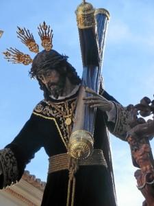 La Redención es la más joven de las hermandades que procesiona el Domingo de Ramos.