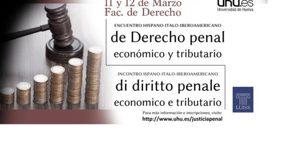 Blanqueo de capital y corrupción, entre los temas a tratar en el Congreso de Penal de la Onubense
