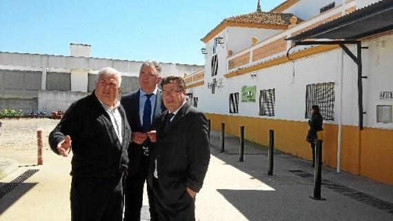 La cooperativa de San Antonio Abad adquiere el silo de Trigueros para mejorar su producción