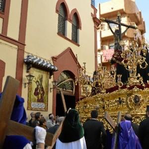La visita a las Hermanas de la Cruz, cita clave del Miércoles Santo onubense