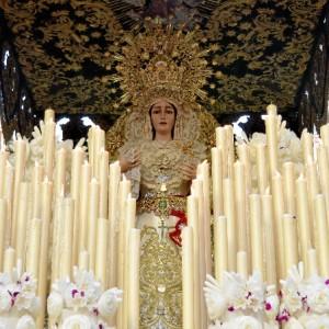 La Señora de San Francisco un año más recibió el cariño de sus devotos