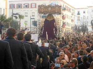 El Polvorín vive ya la Semana Santa 2016.