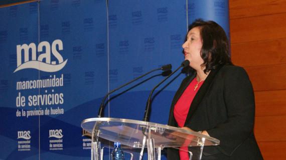 Laura Pichardo Romero, primera mujer en presidir la Mancomunidad de Servicios de la Provincia