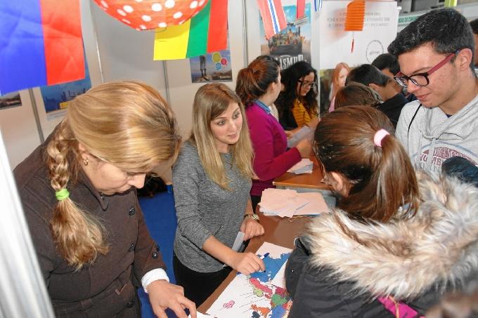 Sesión informativa en la Universidad para conocer cómo obtener acreditación oficial en lengua extranjera