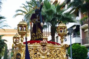 La Hermandad de Pasión se fusionó con la Sacramental de San Pedro a finales de los ochenta