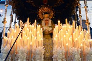 Las principales novedades de la Hermandad podrán verse en el palio de María Santísima del Refugio