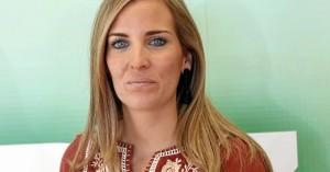La onubense Elena Ruiz es desde finales del pasado año directora del Instituto Andaluz de la Mujer.