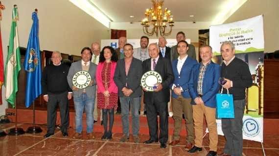 Olibeas, mejor Aceite de Oliva Virgen de la provincia de Huelva