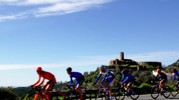 Rafael Arroyo Santana, ganador del concurso fotográfico sobre la Vuelta Ciclista a Andalucía