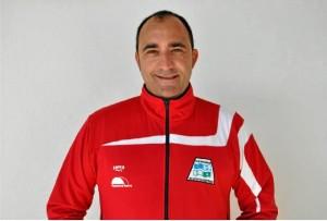 El monitor onubense y entrenador Pepe Griñón.