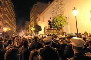 La salida a las 04:00h de la madrugada del Viernes Santo es una de las tradiciones más antiguas de nuestra Semana Santa