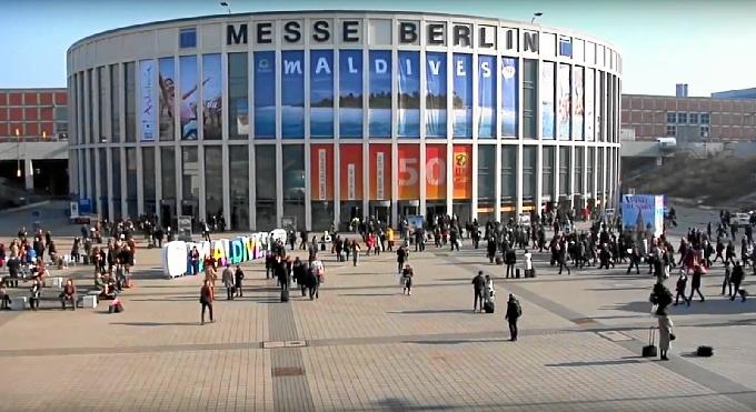 Huelva está presente en la Bolsa Internacional de Turismo, ITB, de Berlín.