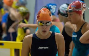 Laura Sánchez, deportista del CN Huelva.