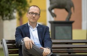 Manuel H. Martín, nuevo director del Festival.