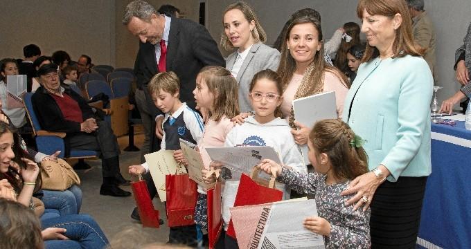 Entregados los premios del IV Concurso de Dibujo Infantil de Arquitectura
