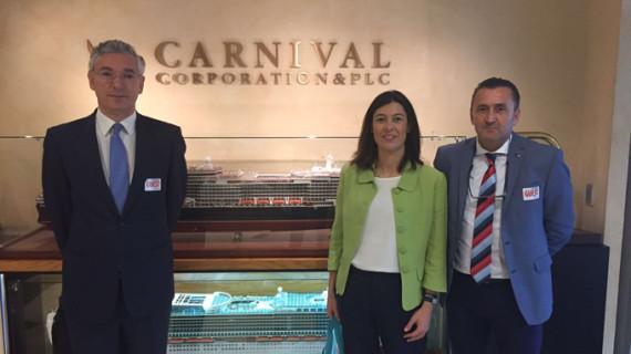 El Puerto de Huelva acude al evento internacional más importante de la industria de cruceros en Florida