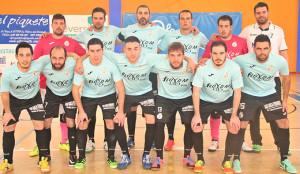 El Villalba FS espera seguir subiendo en la tabla.