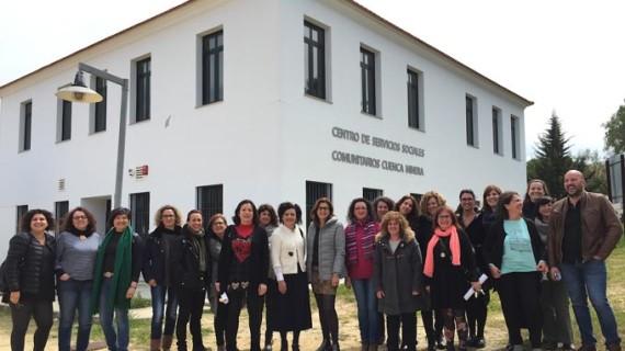 El Centro Social de Riotinto, fiel reflejo del carácter reivindicativo y solidario de la población minera