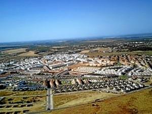 Vista de Aljaraque.