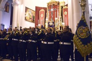 Con la banda de la Merced, Huelva cuenta ya con cuatro bandas de cornetas y tambores