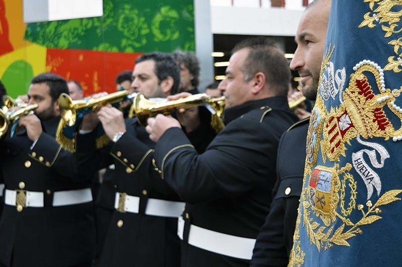 En Huelva podremos escucharlos tras el misterio de la Oración en el Huerto