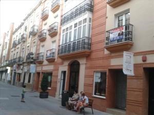 La calle Miguel Redondo hace referencia a este personaje de Huelva. / Foto: fotocasa.